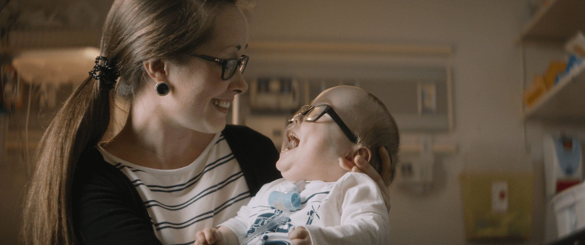 Children's Health Foundation – Calvin and Katharina